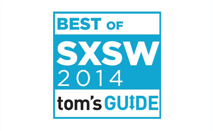 RollerMouse Red Recognized at SXSW